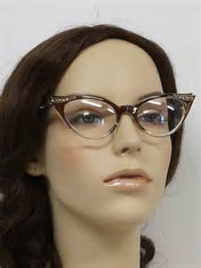 1940 s retro glasses 40s reproduction made new cat eye