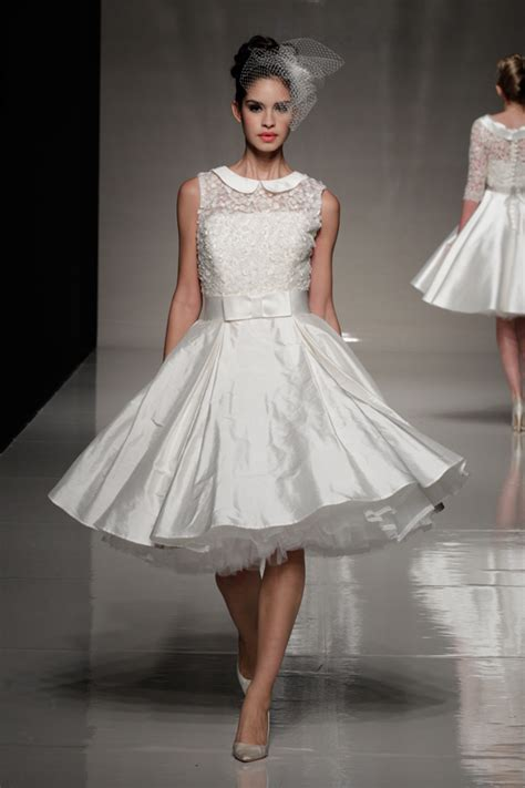 10 gorgeous short wedding dresses for 2013 knot for life