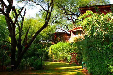 Treehouse Cottages Near Jaipur by Tree House Resort Jaipur Tree House Cottages Near Delhi