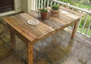 Plans For Outdoor Furniture Made From Pallets » Home Design 2017