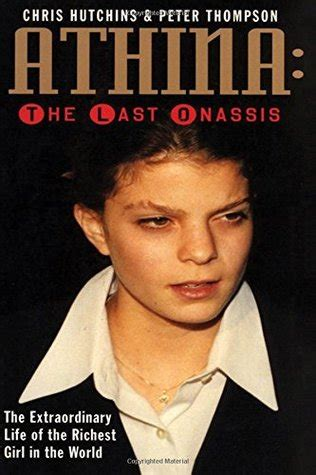 athina the last onassis by chris hutchins reviews