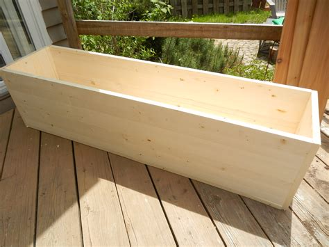 planting for privacy diy wood planter just decorate