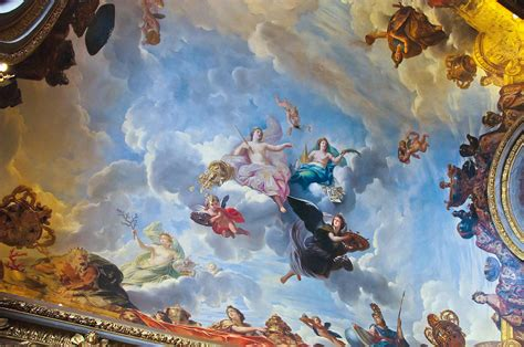 ceiling art palace of versailles ceiling art photograph by jon berghoff