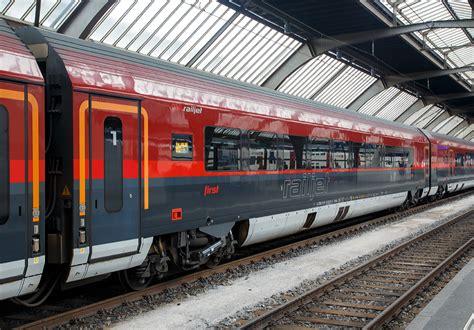 der wagen der 214 bb railjet wagen 1 klasse a 214 bb 73 81 19