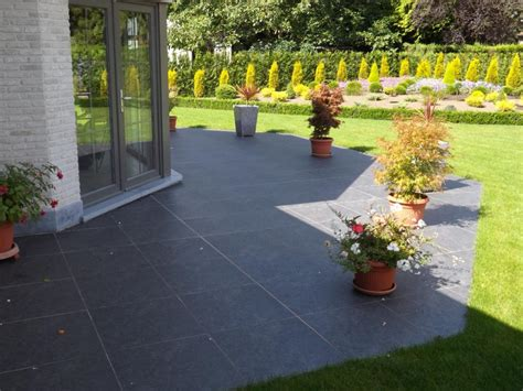 terras keramische tegels terras met keramische tegels tuinaanleg de baets