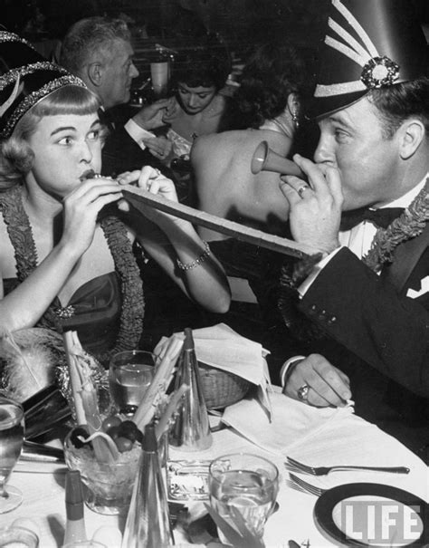 new year s eve bash celebrating classic hollywood s leading new year s eve party 1952