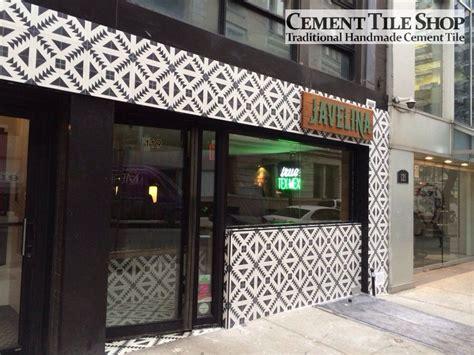 Tile Shopping Loel Mozersky Design Cement Tile Shop