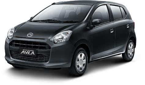 Alarm Mobil Daihatsu Ayla 5 harga mobil dibawah 100 juta termurah mei 2018