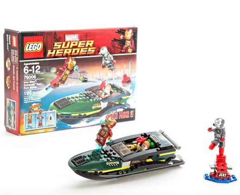 iron extremis sea port battle pley rent lego 174 sets