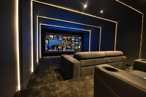bespoke cinema room design installation finite solutions