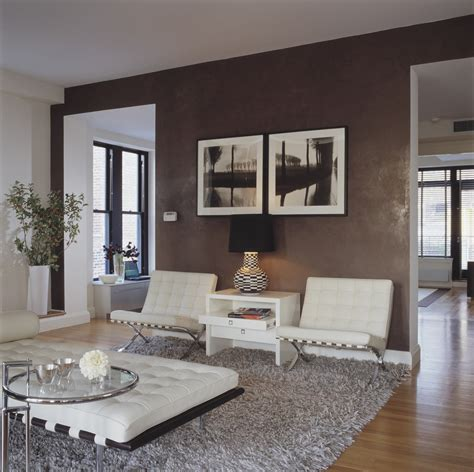 Barcelona Chair Knock by Barcelona Chair Knock Living Room With