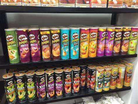Pringles Australia so many pringles yelp