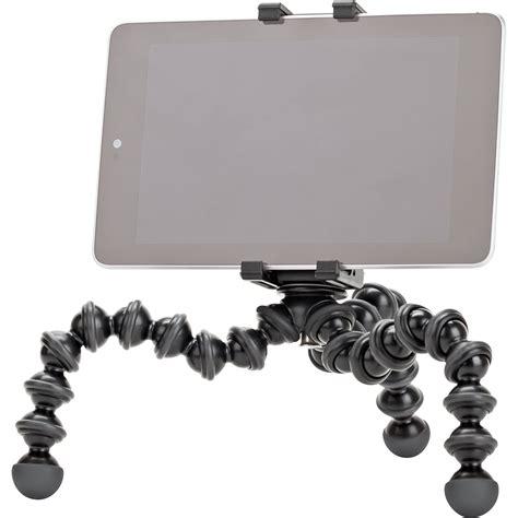 Tripod Gorilla Kamera Smartphone Hp Large Universal joby griptight gorillapod stand for smaller tablets jb01328 b h
