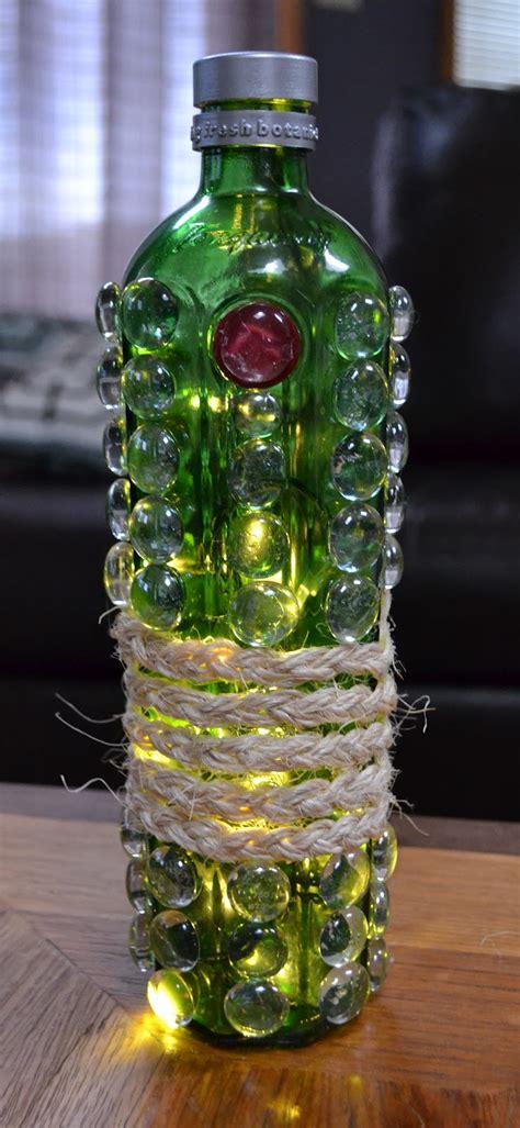 diy light up wine bottle clever and catchy diy wine bottle lights