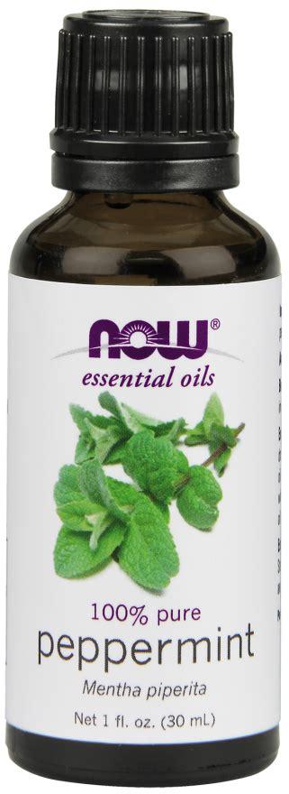 100 Peppermint Essential Minyak Mint 30ml T3010 2 peppermint essential oils now foods
