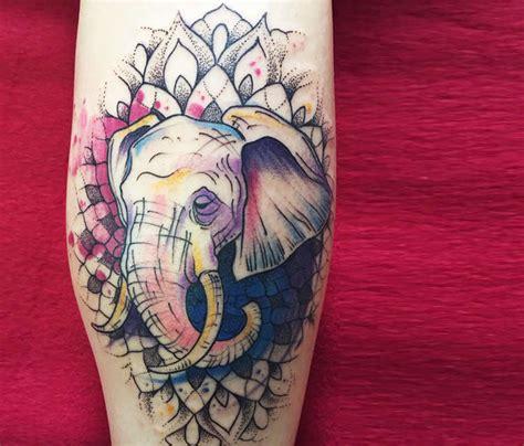 tattoo mandala elefante significado tatuajes de mandalas