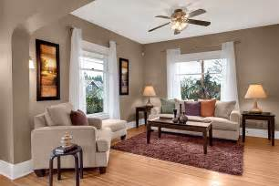 Living Room Staging | staging service for the greater seattle area interior