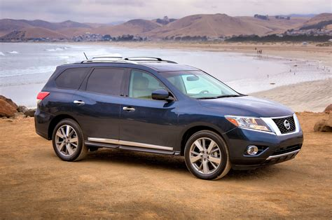 2013 nissan pathfinder review 2013 nissan pathfinder reviews pictures and prices us