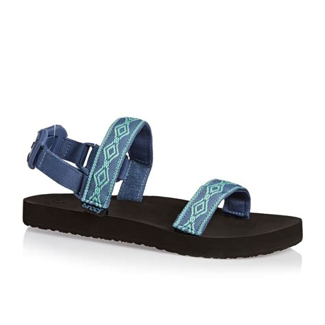 reef sandals reef convertible sandals blue black free uk delivery
