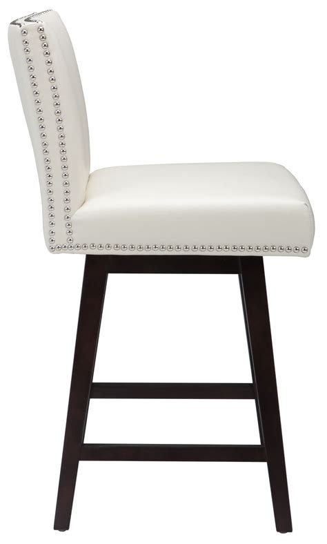 Sunpan Vintage Swivel Counter Stool by Vintage Swivel Counter Stool From Sunpan 78603