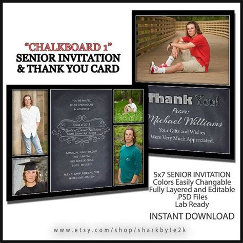 thank you flat card template 21 best photoshop card template images on