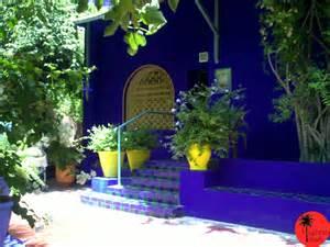 jardin majorelle a la d 233 couverte du maroc