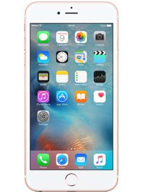 apple iphone 6s plus price in india, full specs (5th july