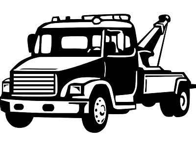 cartoon tow truck pictures cliparts co