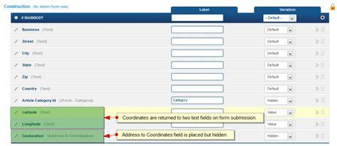 Address Coordinate Finder Address To Coordinates