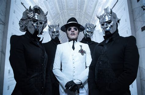 New By Goest ghost announce new album release new all things loud
