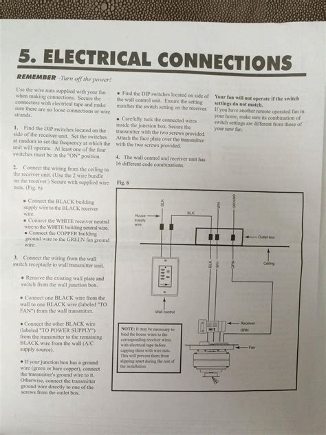 electric fan installation instructions electrical ceiling fan light installation can t get