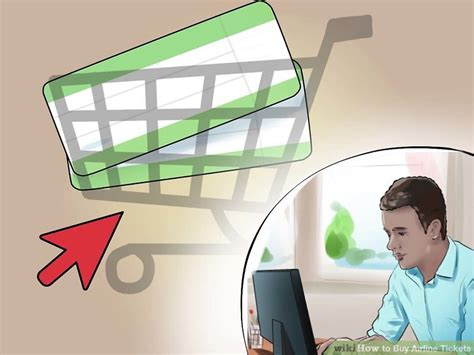 best place to buy airline tickets how to buy airline tickets 6 steps with pictures wikihow