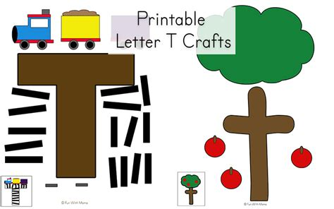 t is for tree a letter of the week preschool craft letter t worksheets for preschool and kindergarten fun