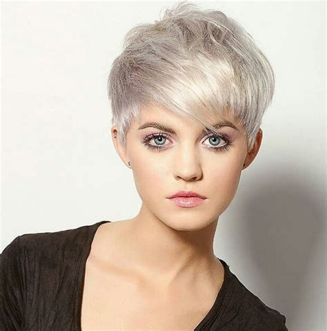 can you have a choppy pixie cut on a heart shaped face 2208 best cut color images on pinterest hairstyles