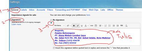membuat email perusahaan dengan gmail m rosyid ardiansyah s blog membuat signature email pada