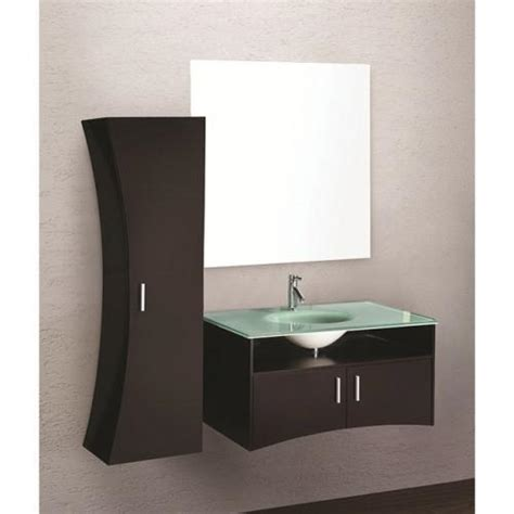 Design Element Ultra Modern Bathroom Vanity Set By Design Ultra Bathroom Furniture
