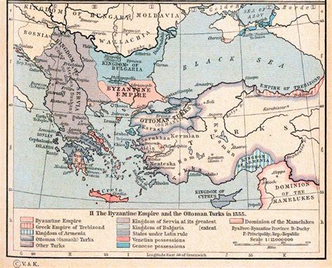 The Ottoman Turks Historical Atlas By William R Shepherd Perry Casta 241 Eda