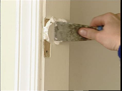 filling holes in cabinet doors how to remove cabinet doors and install trim how tos diy