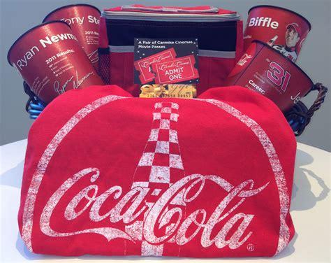 Nascar Giveaway - nascar gift basket gift ftempo