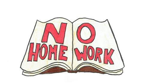 the s call should there be no homework