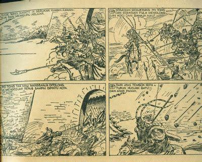 Hoshin Engi Edisi Lengkap 1 23 pustaka gratis 78 versi komik kuno th 1950 an sih djin koei djilid 1 9 tamat edisi