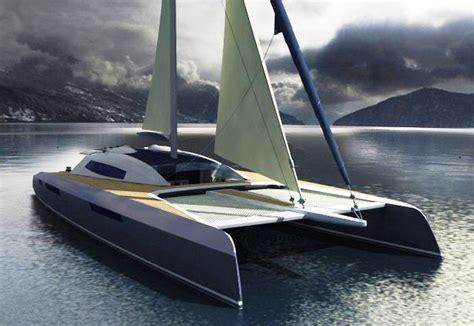 easy catamaran design small catamaran design plans plan make easy to build boat