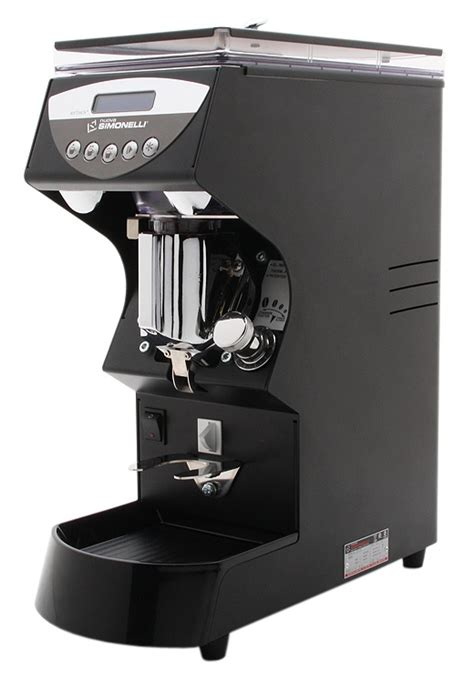 Which Coffee Grinder Nuova Simonelli Mythos Barista Low Rpm Grinder