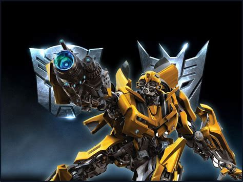 wallpaper 3d transformer transformers bumblebee wallpapers wallpaper cave