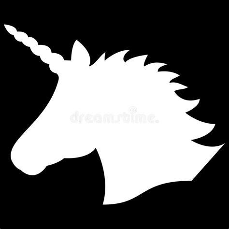 imagenes de unicornios blanco y negro forma monocrom 225 tica simple silueta del unicornio m 225 gico