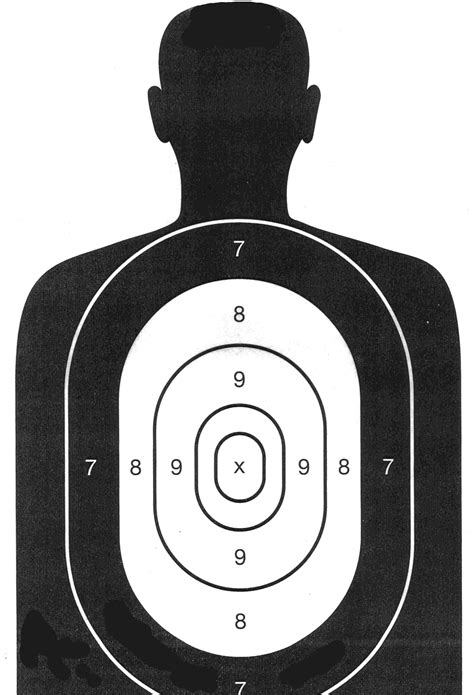 free printable torso targets index of targets human silhouettes