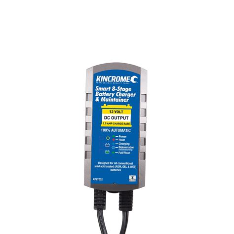 battery charger kincrome australia pty