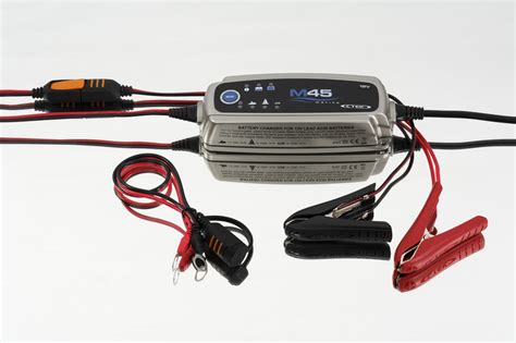cycle marine battery charger ctek m45 3 6a 12v marine trickle battery charger c