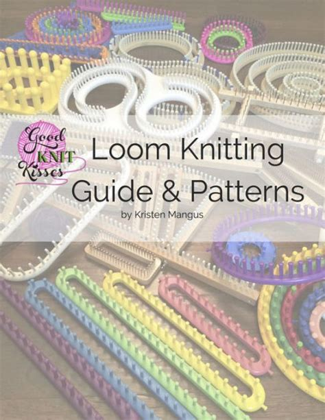 loom knitting patterns for beginners free knitting looms for beginners images