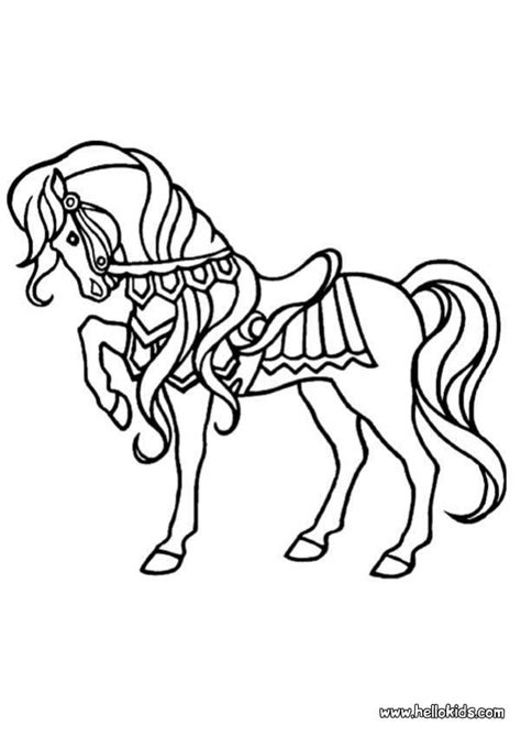 coloring pictures of horses jumping coloring pages az coloring pages